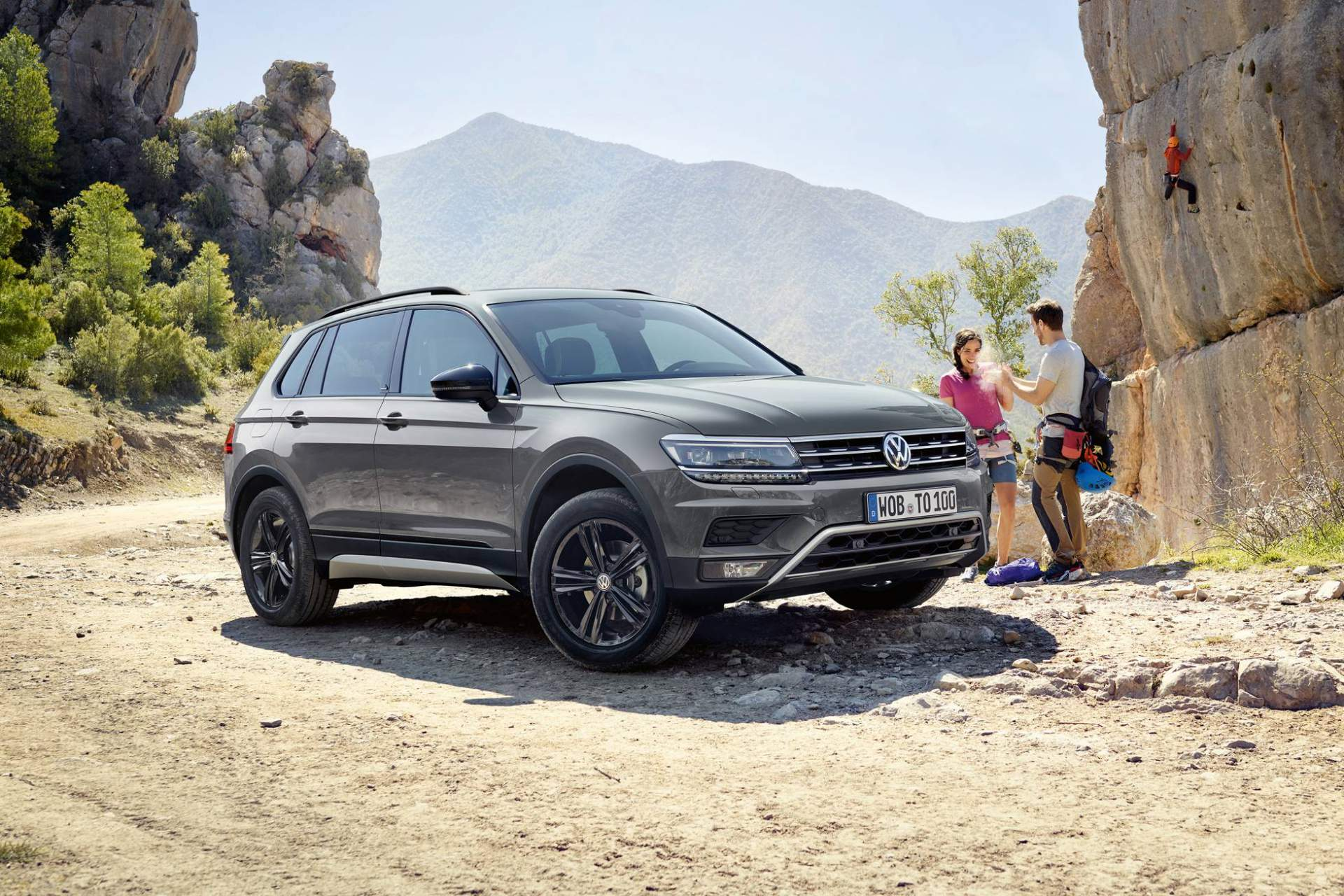 2019 Volkswagen Tiguan Offroad Goes Official At Moscow Auto Show - autoevolution