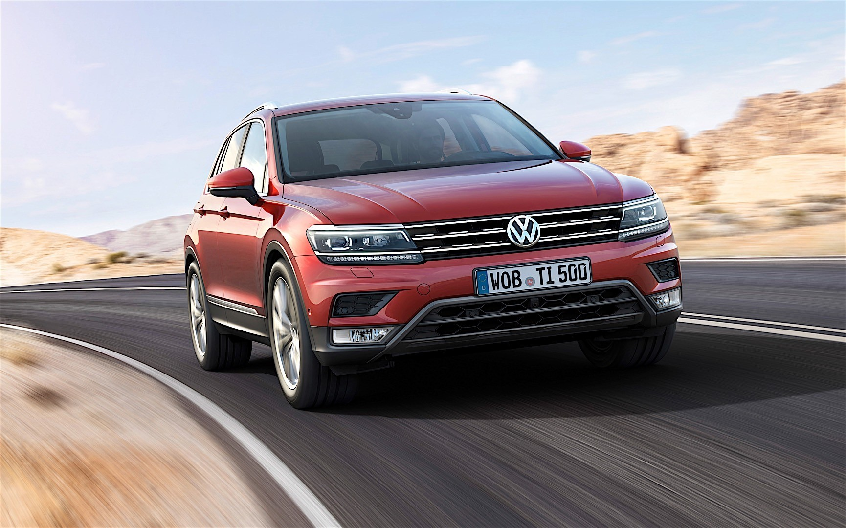 2019 Volkswagen Tiguan to Replace 1.4 with 1.5 TSI, Might ...