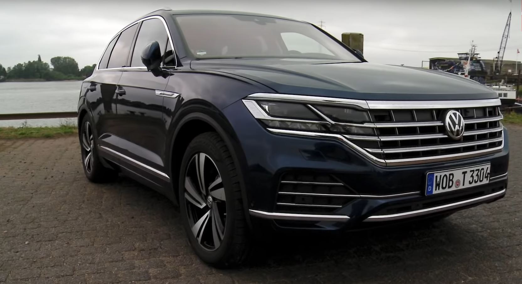 2019 Volkswagen Touareg Is Better Than Mercedes Gle But Reviewers Don T Love It
