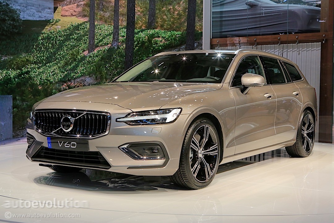 2019 volvo v60 and xc40 inscription to debut in new york autoevolution. Black Bedroom Furniture Sets. Home Design Ideas