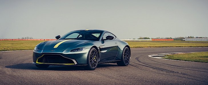 2020 Aston Martin Vantage Amr Gets Manual Transmission And  200 000 Price Tag