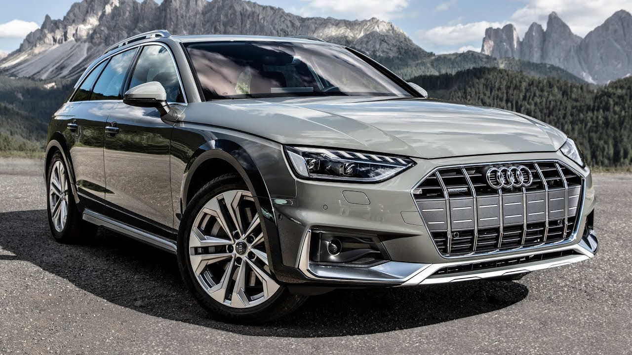 2020 Audi A4 allroad Is a Sexy Wagon, But Is it Worth € ...