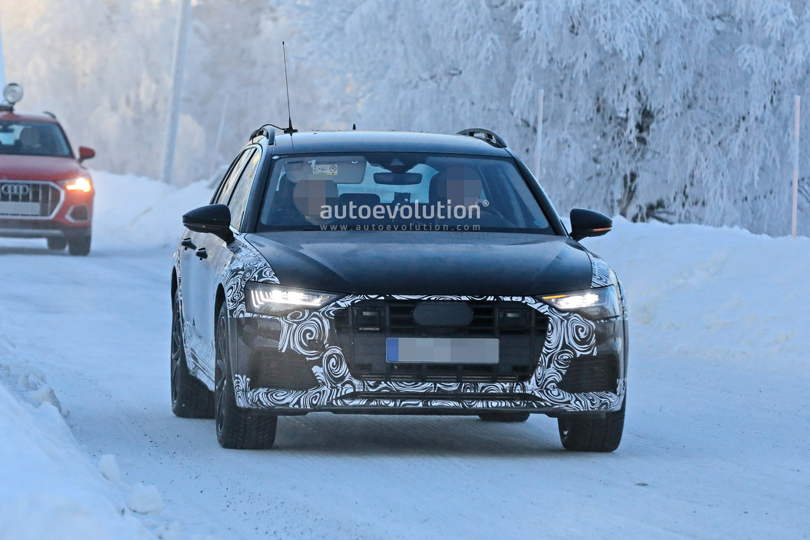 2020 Audi A6 Allroad Spied In Scandinavia Is The Anti Suv