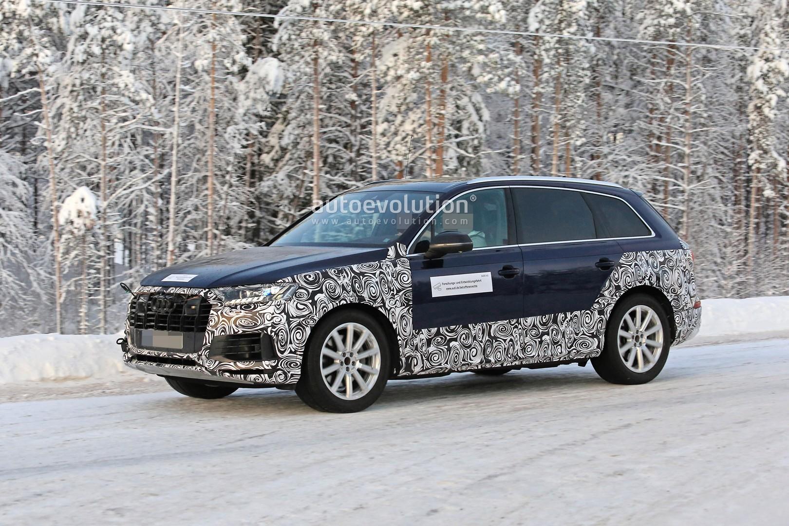 2020 Audi Q7 Facelift Enters The Golden Age Of Audi Design