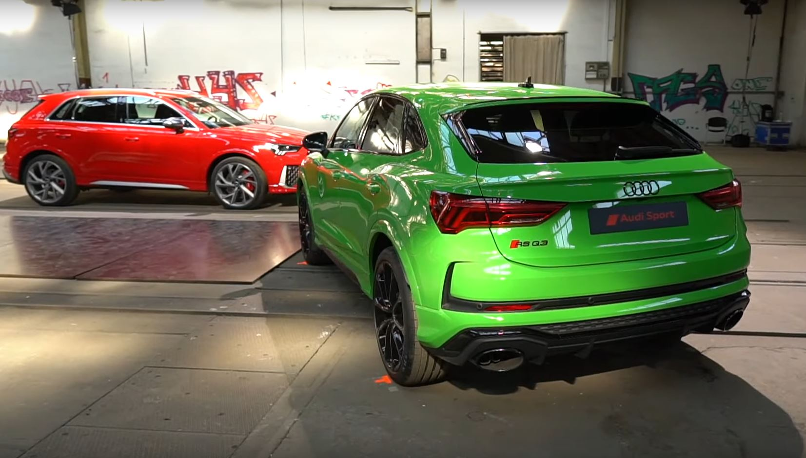 2020 Audi Rs Q3 Sounds Muted Thanks To Opf Noise Laws Autoevolution