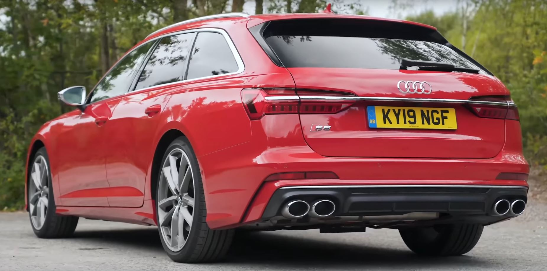 2020 Audi S6 Review.2020 Audi S6 First Uk Review Criticizes Diesel Engine Fake