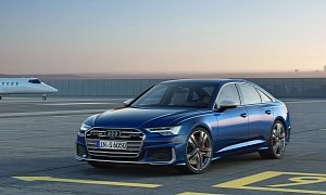 2020 Audi S6 Sedan Costs $73,900, Comes With 444-HP Hybrid RS5 Engine
