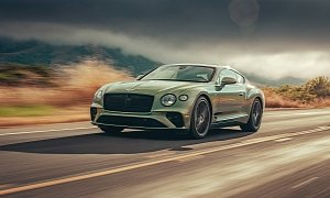 2020 Bentley Continental GT V8 Arrives in America, Starts at $203,825