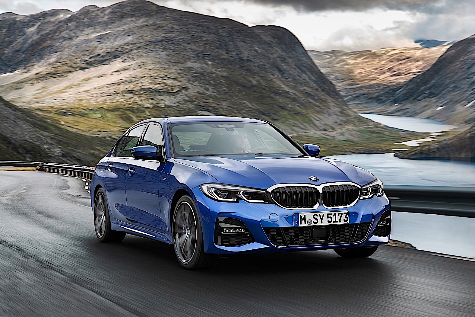 Ideas For A 2020 Bmw 320i Pics 2020 BMW 3 Series Revealed in Stunning Photo Shoot, More Power on