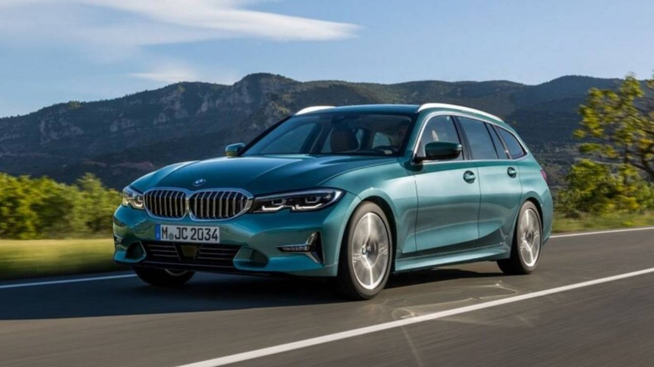 2020 Bmw 3 Series Touring G21 Looks Predictable In