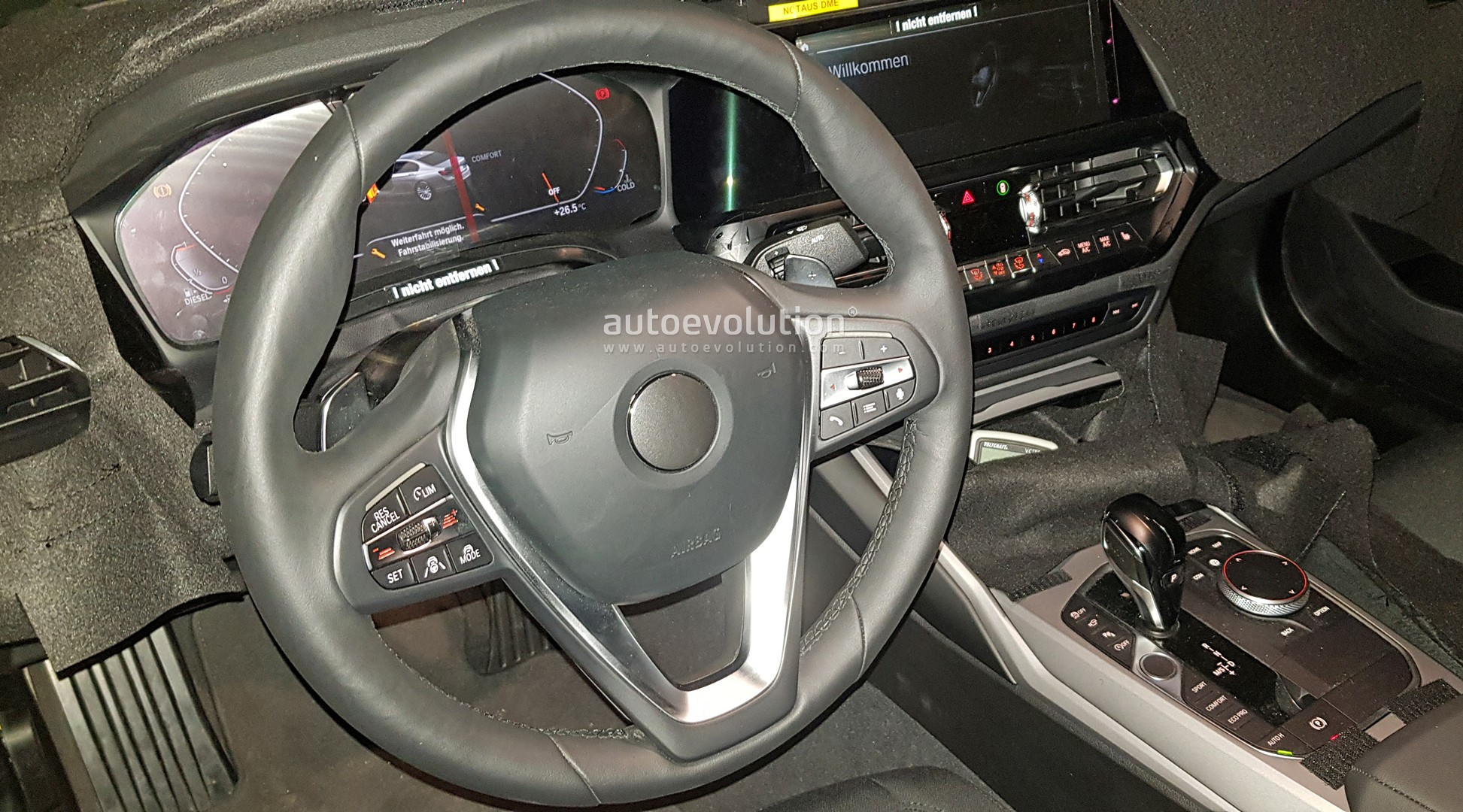 2020 BMW 3 Series Touring Looks Excellent, Interior Spied ...
