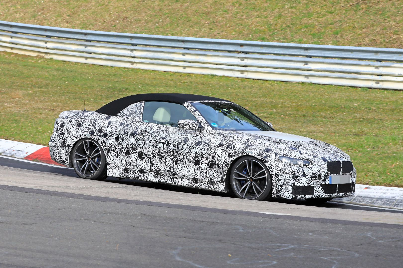 Top New Shows 2020 2020 BMW 4 Series Convertible Shows Up on Nurburgring, Reveals New