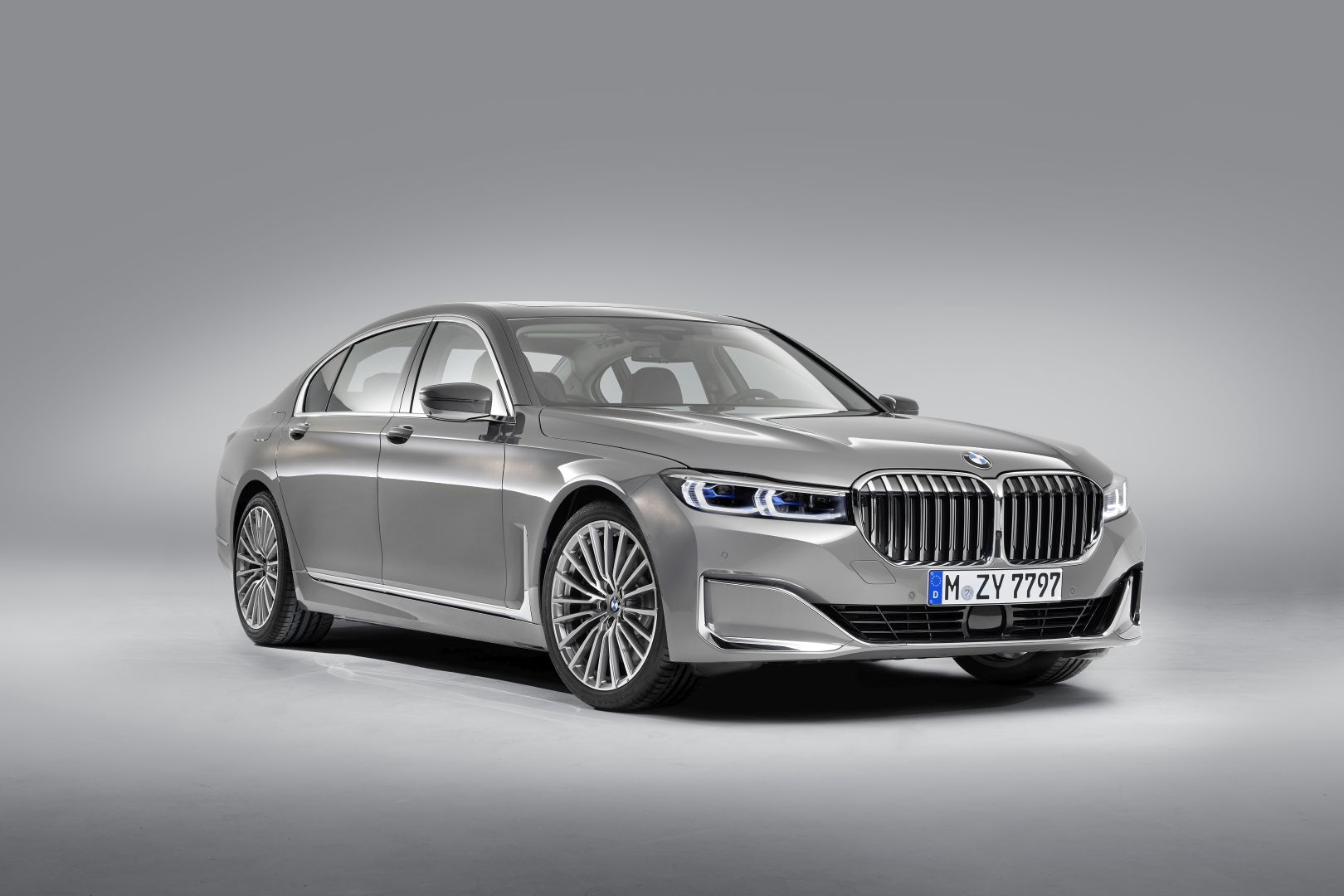2020 Bmw 7 Series Begins Production In Dingolfing
