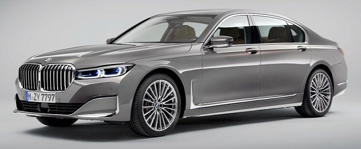 2020 BMW 7 Series Leaked Again, This Time It's the 760Li xDrive