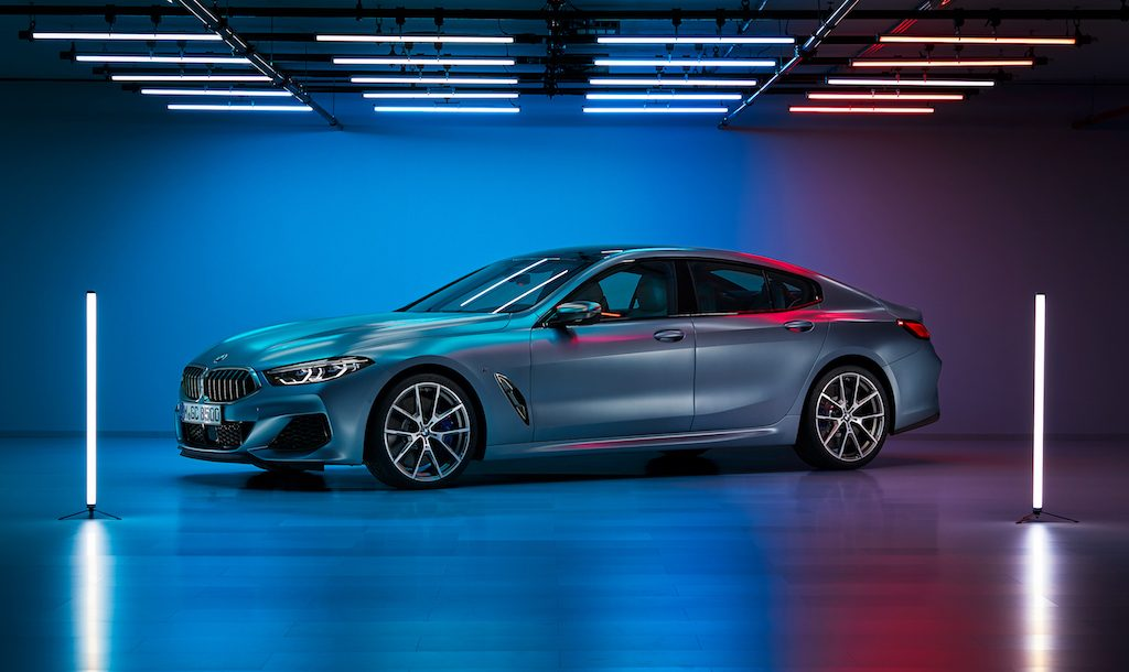 2020 BMW 8 Series Gran Coupe Leaks Ahead Of Debut, Looks