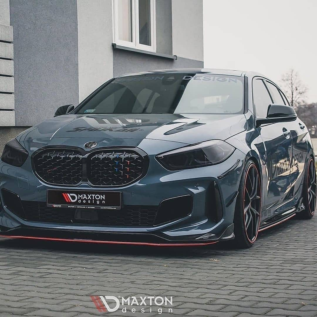 Bmw 2020: 2020 BMW M135i Gets First Tuning Parts From Maxton Design