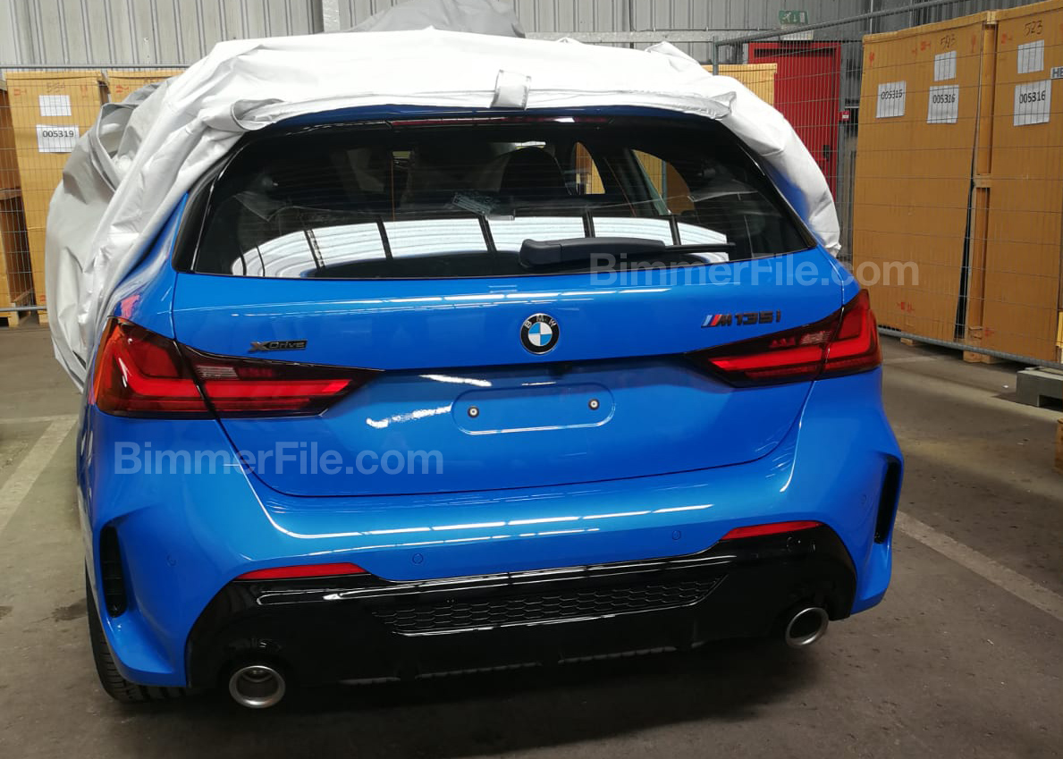2020 Bmw M135i Looks Like The Lexus Ct From Behind