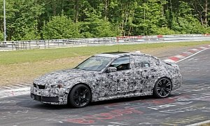 2020 BMW M3 (G80) Expected In Frankfurt With RWD-Manual, AWD