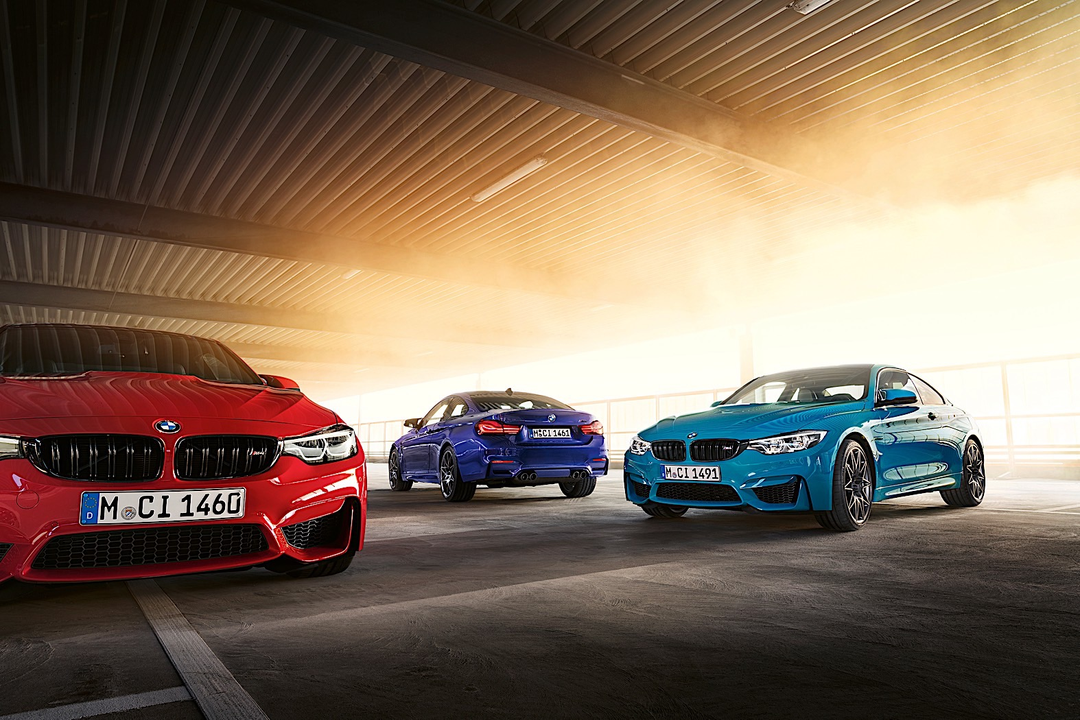 BMW M4 Edition M Heritage edition celebrates racing history