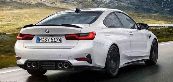 Bmw M4 New Model 2020