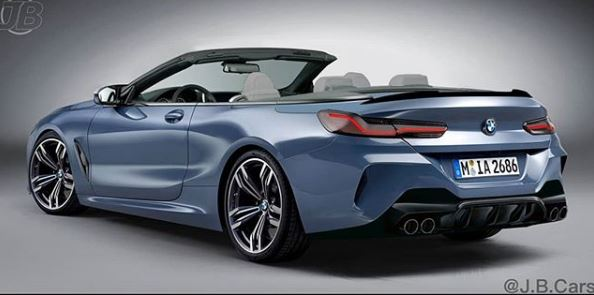 2020 Bmw M8 Convertible Rendered Looks Stunning Autoevolution
