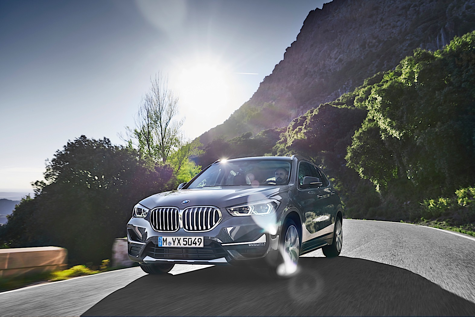 2020 BMW X1 Breaks Cover with Larger Grille and the Promise of a
