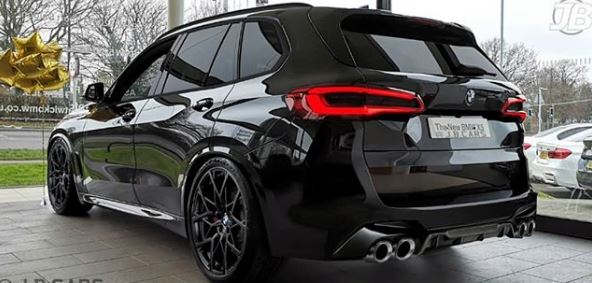 2020 Bmw X5 M Competition Rendered Looks Like The Real
