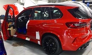 2020 BMW X5 M Competition: This Could Be It