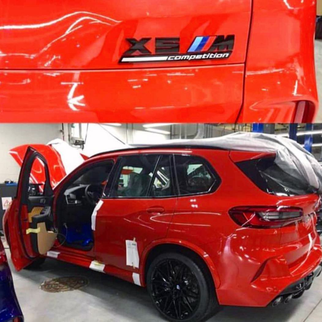2020 Bmw X5 M Competition This Could Be It Autoevolution