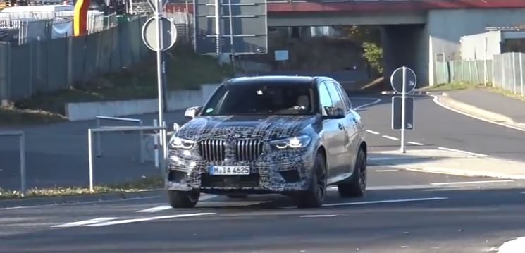 2020 Bmw X5 M Hits Nurburgring Competition Package Rumors Grow
