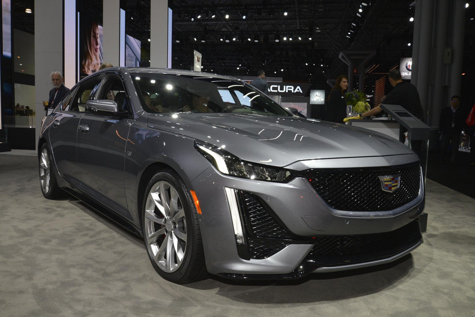 2020 Cadillac Ct5 Is Confusing In Many Ways At New York Auto Show