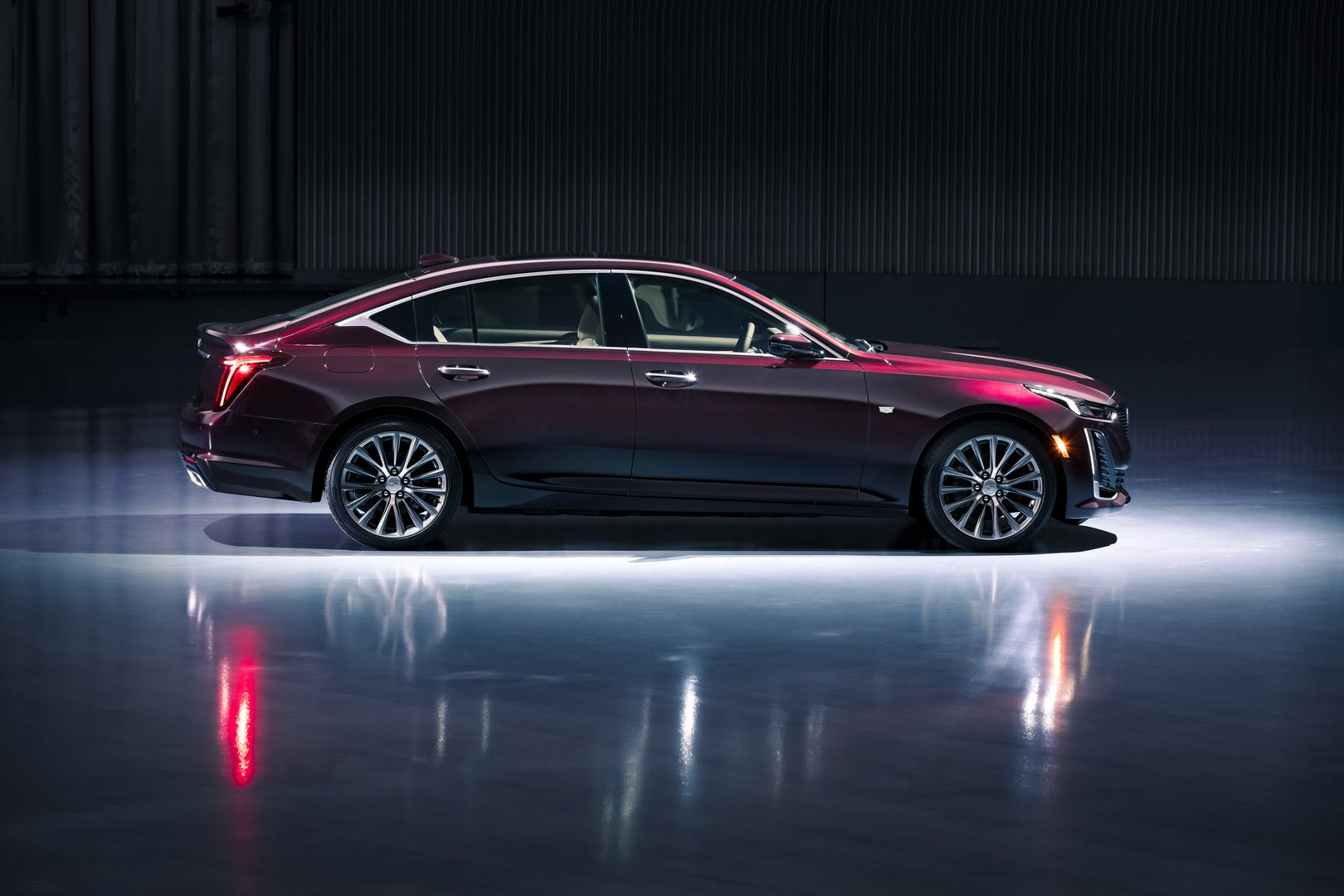 2020 cadillac ct5 replaces cts sedan starts at 37890