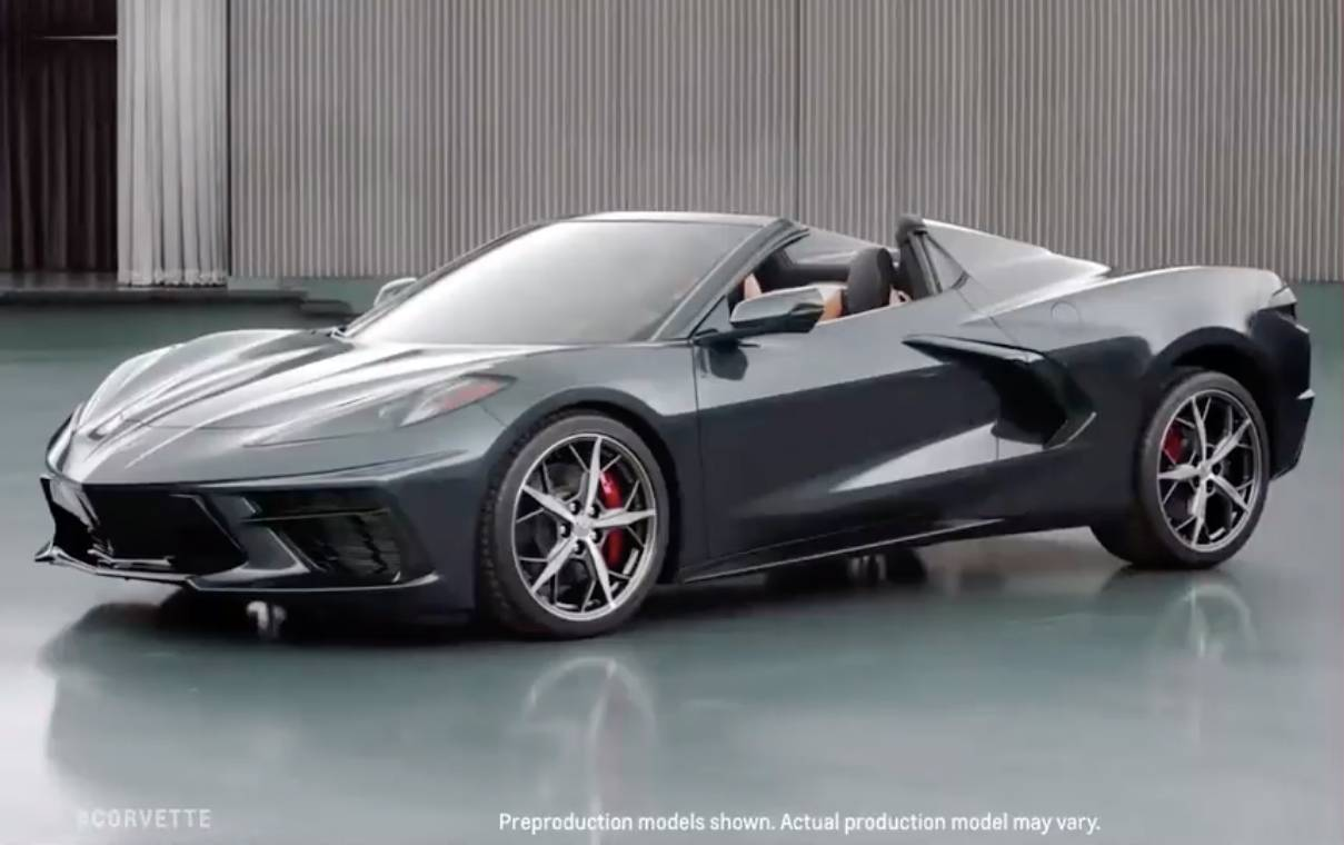 Details of Corvette Stingray 2020 Will Soon Be Here