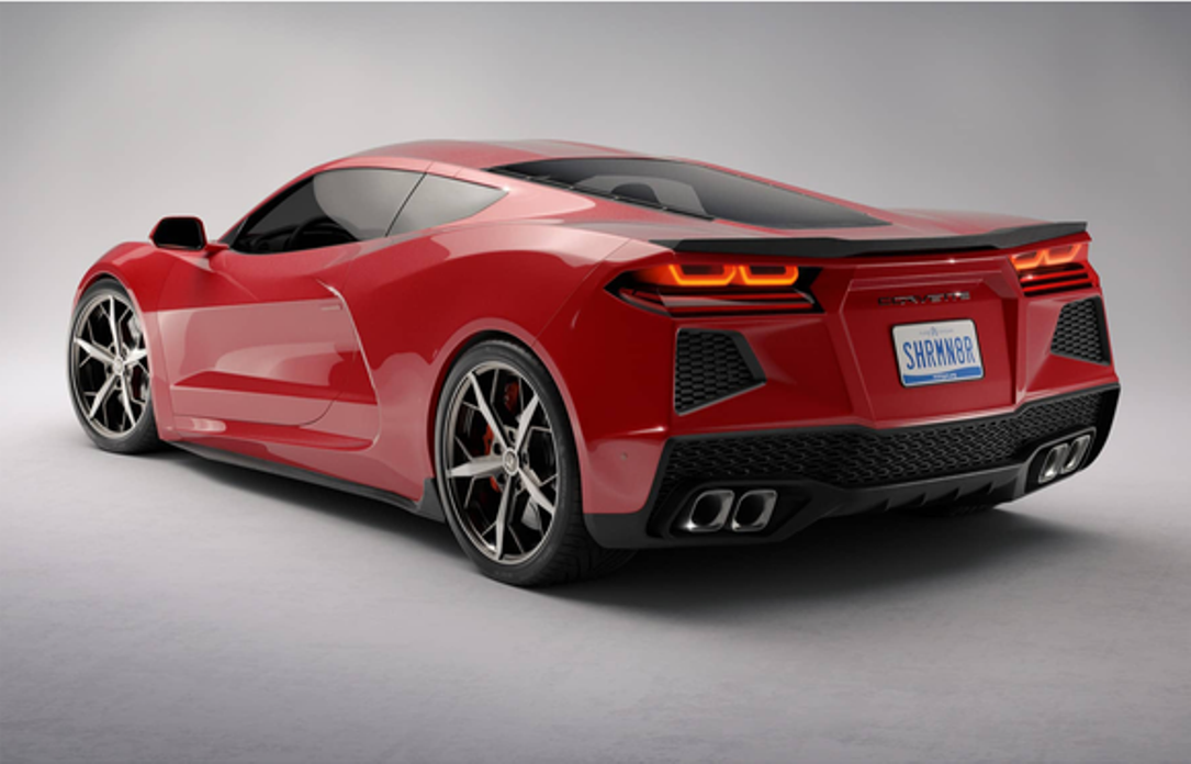 2020 Chevrolet Mid-Engine Corvette (C8) Masterfully ...