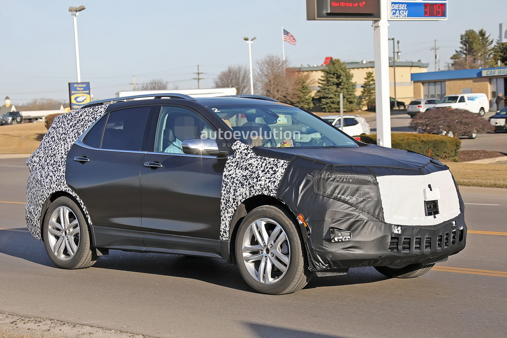 2020 Chevy Equinox Spied With Blazer Front End Design ...