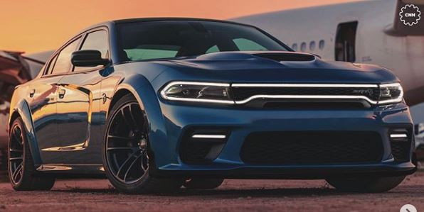 2020 Dodge Charger Hellcat Widebody Gets Full Width Front