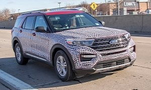 2020 Ford Explorer To Debut In January At Ford Field In Detroit