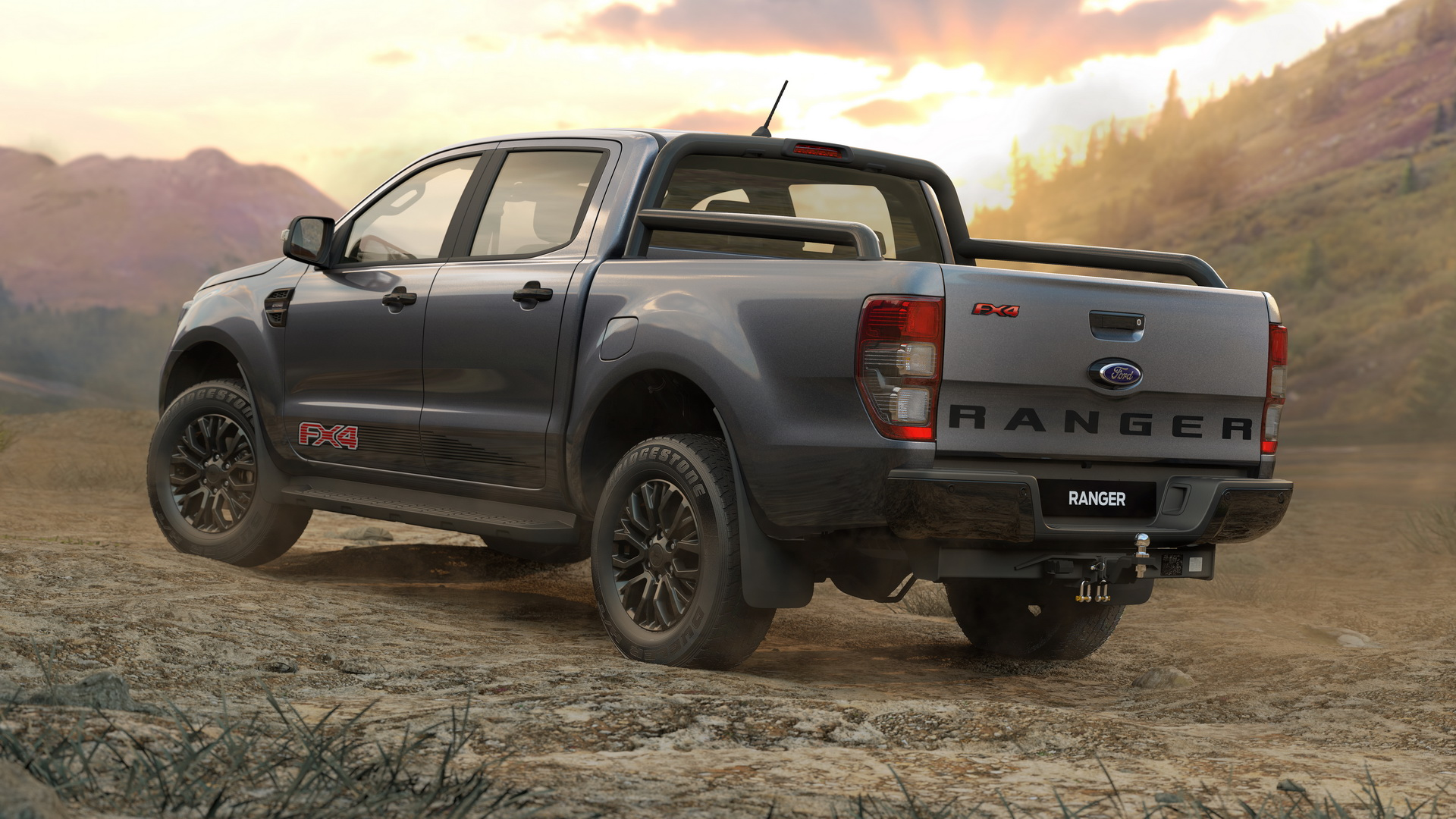 2020 Ford Ranger Welcomes Fx4 Special Edition In Australia Autoevolution