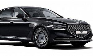 e55160963d 2020 Genesis G90 Sedan Facelift Unveiled