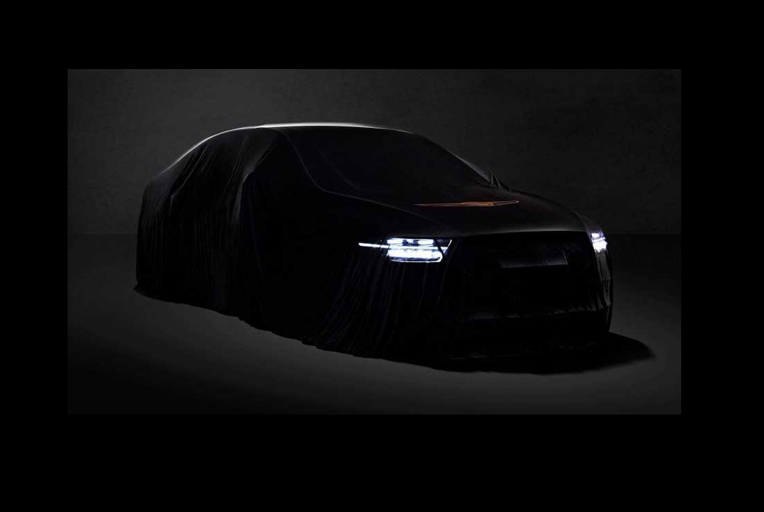 2020 Genesis G90 Teased, Features New Full-LED Headlamps - autoevolution