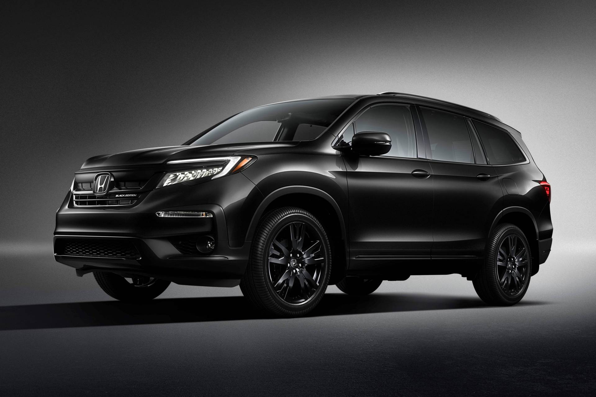 2020 honda pilot black edition is a  50 000 stealth crossover