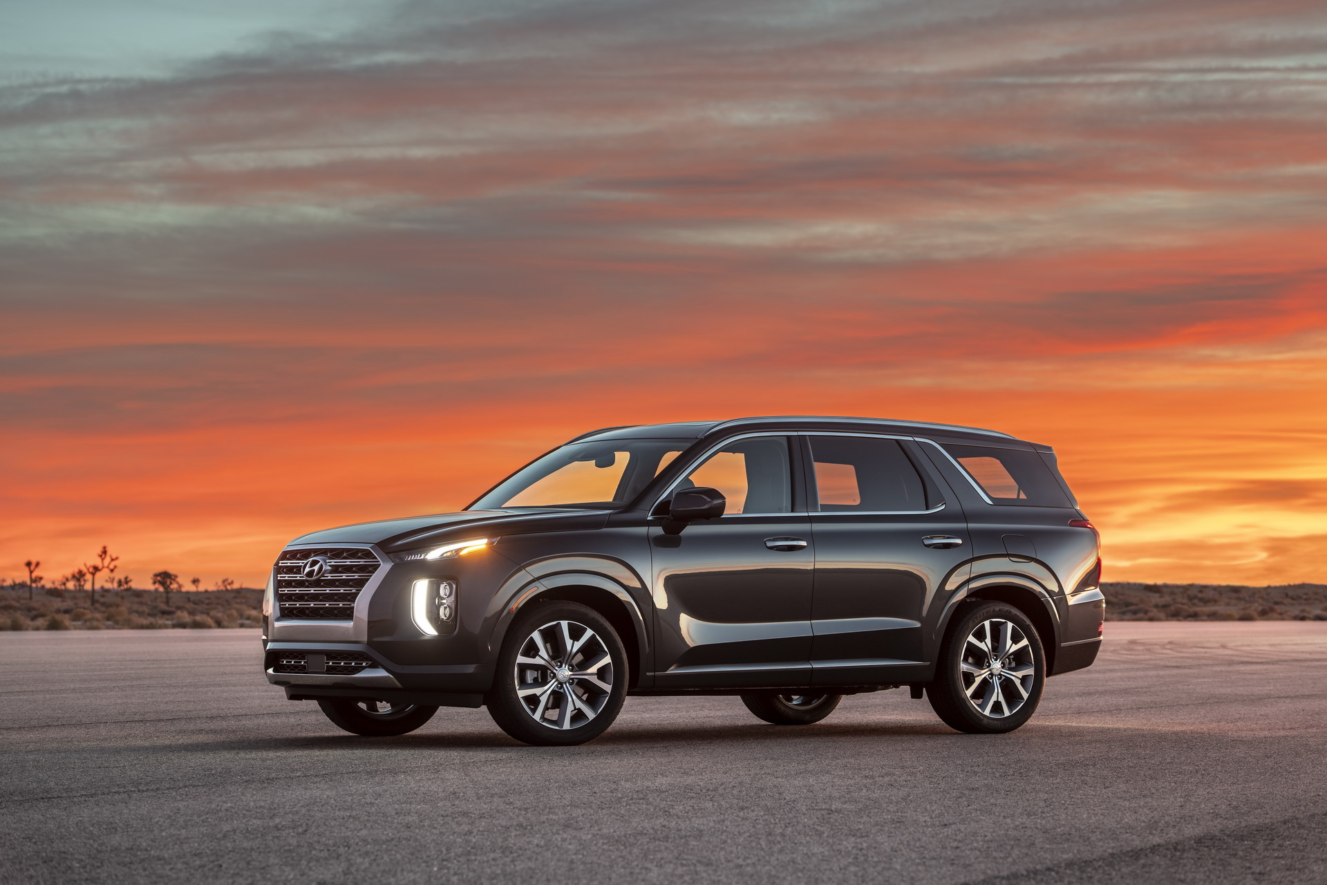 Hyundai Palisade makes a stronger SUV statement