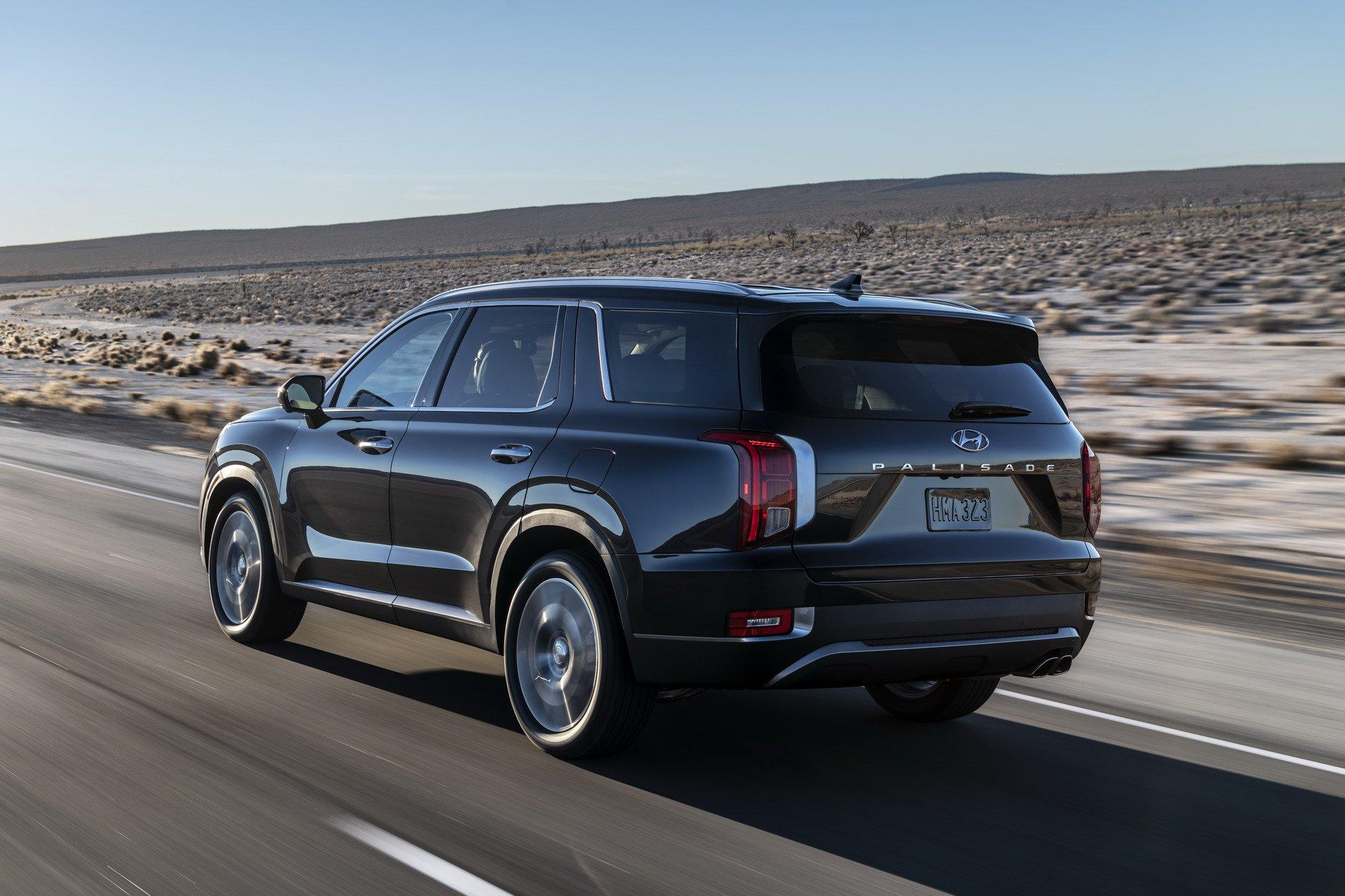 2020 Hyundai Palisade Pricing Announced, Undercuts the ...