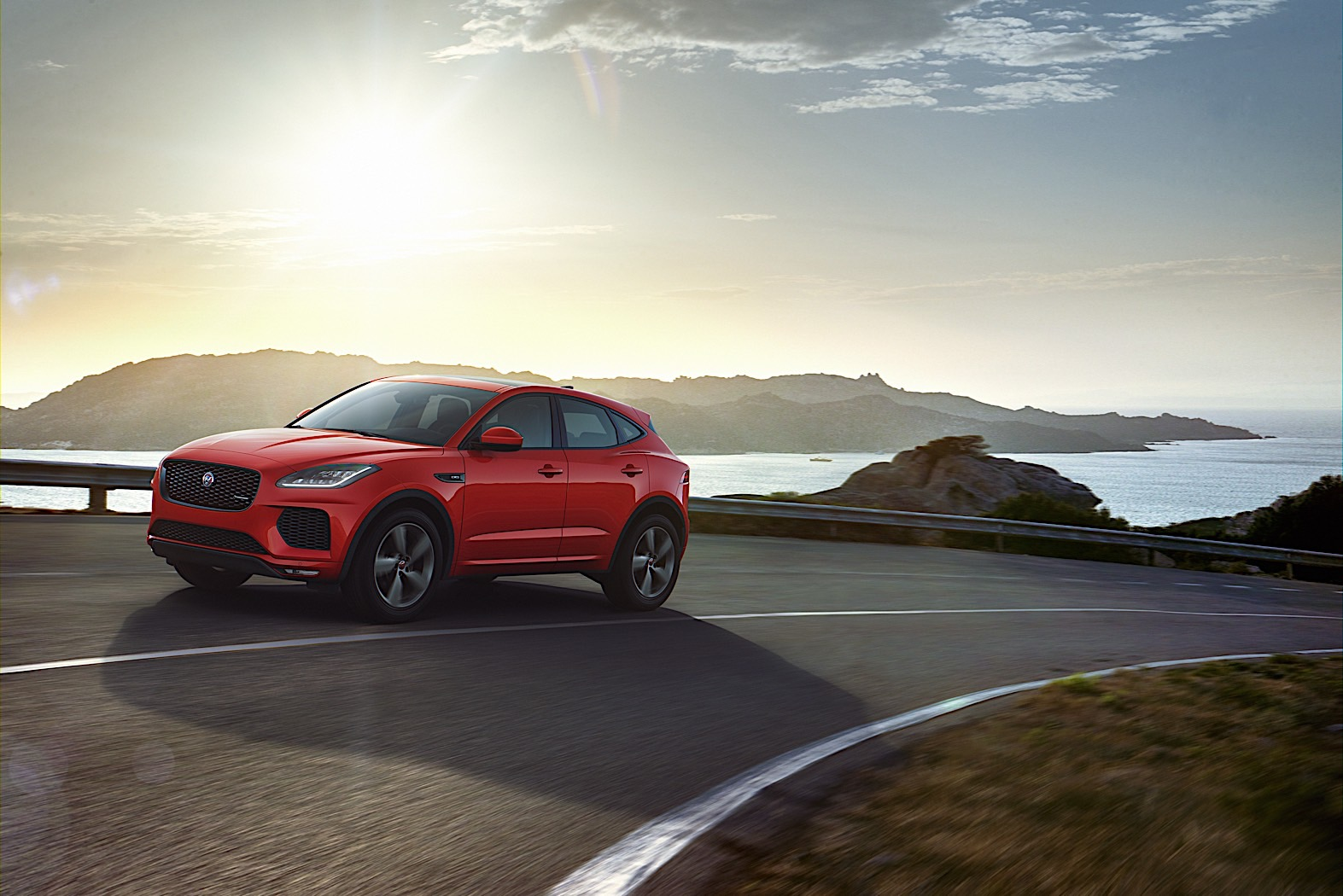 2020 Jaguar E-Pace Checkered Flag Limited Edition Coming ...
