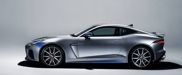 Jaguar F Type >> 2020 Jaguar F-Type Coming With Seating For Four, BMW Twin-Turbo V8 Engine - autoevolution