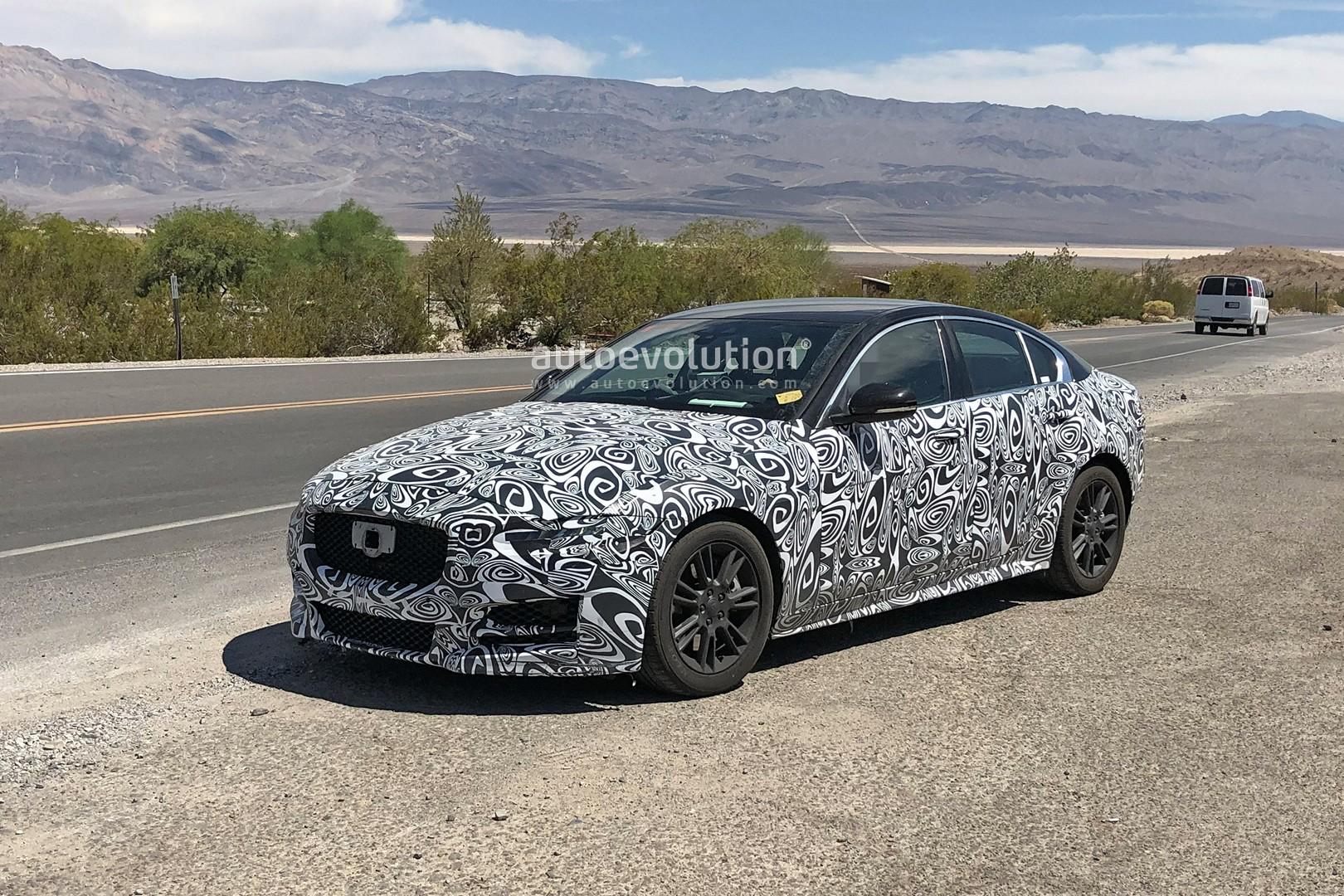 New Jaguar Xf 2020