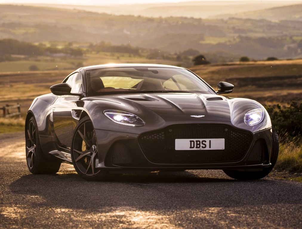 Aston Martin Models >> 2020 James Bond No Time To Die Will Feature Four Aston