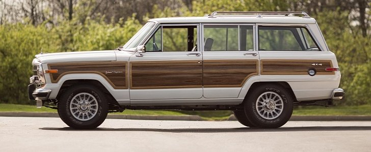 Jeep Grand Wagoneer Described As Super Premium
