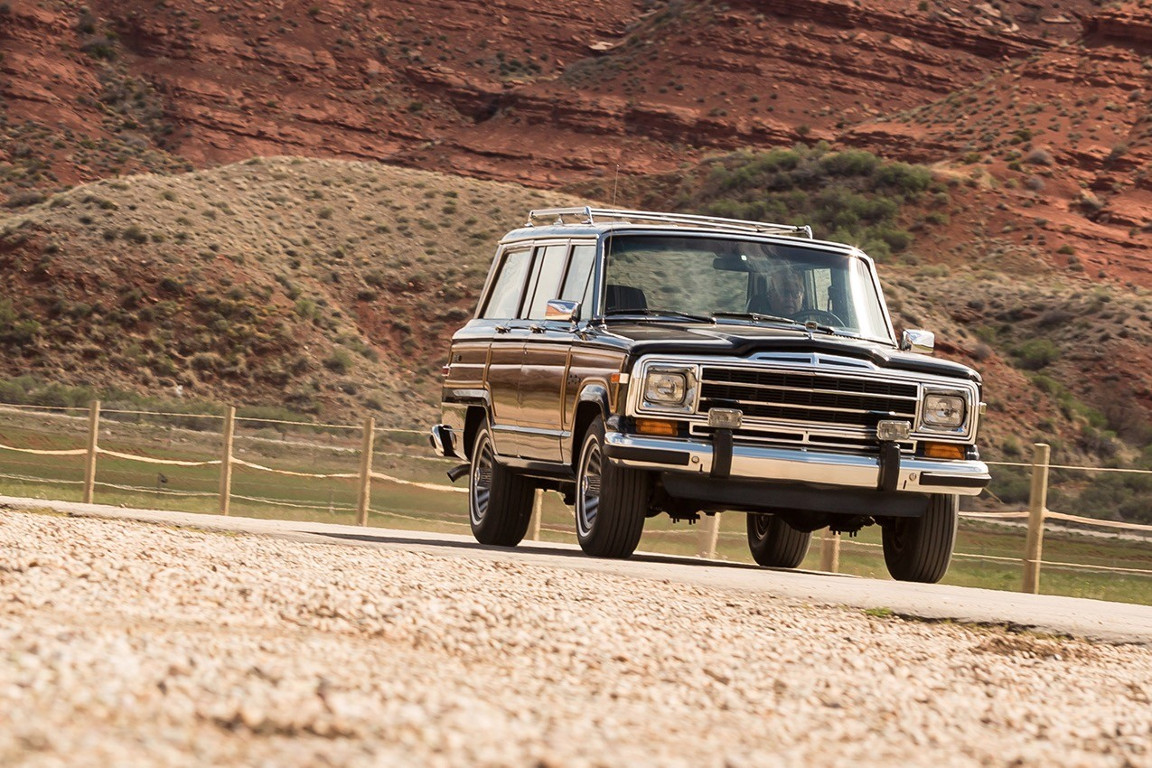 Report: 2020 Jeep Wagoneer and 2020 Jeep Grand Wagoneer Will Be Body ...