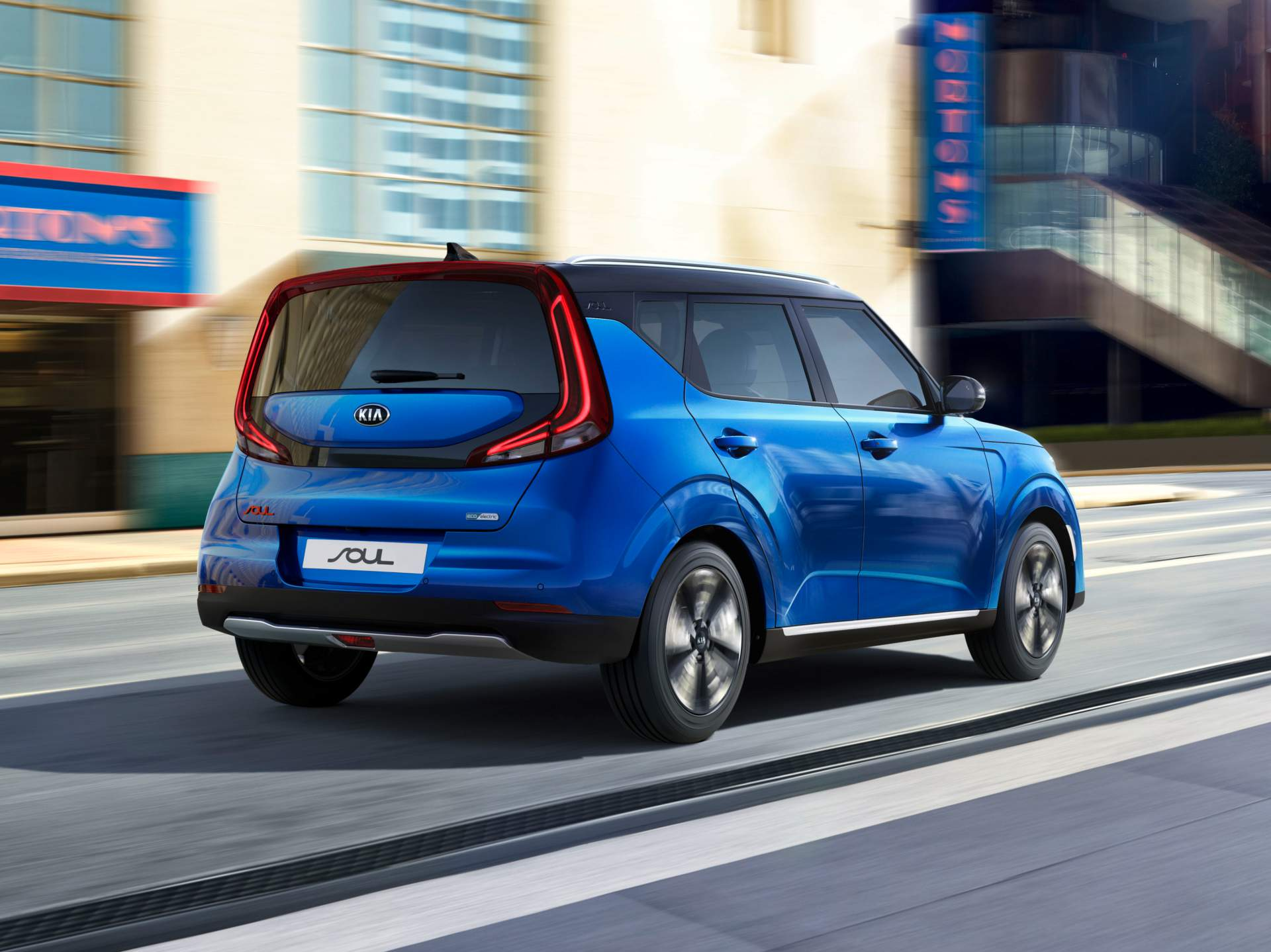 25 Photos 2020 Kia Soul Ev